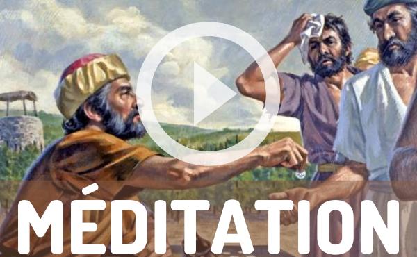 Méditation audio : La parabole des ouvriers envoyés à la vigne