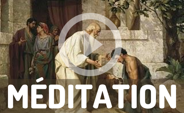 Méditation audio : Se convertir à la volonté de Dieu