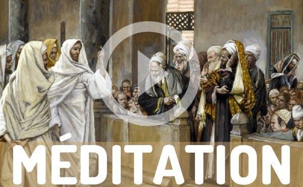 Méditation audio : Quel est le grand commandement ?