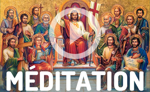 Opus Dei - Méditation audio : Christ, roi de l'univers