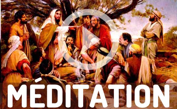 Opus Dei - Méditation audio : Prenez garde, restez éveillés