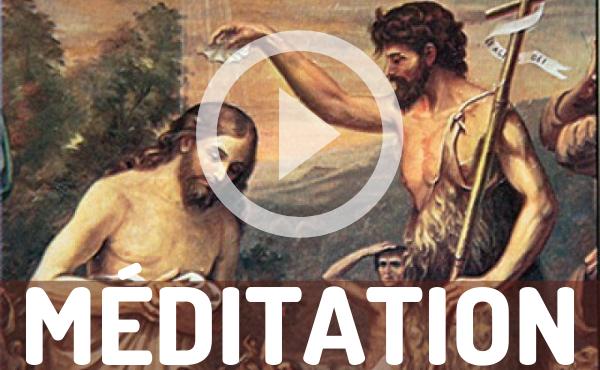 Méditation audio : Se préparer à la venue du Christ