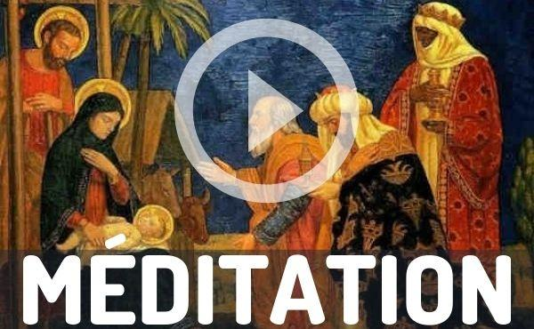 Méditation audio : Épiphanie du Seigneur