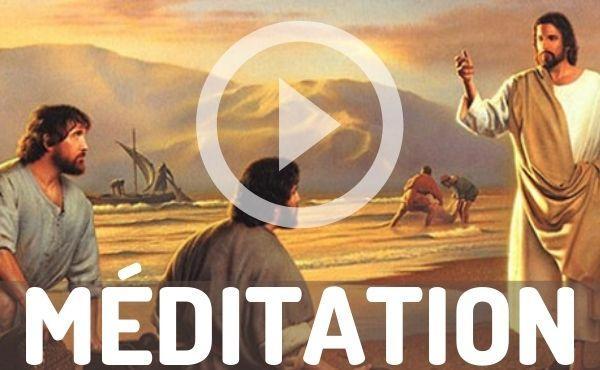 Méditation audio : Venez, et vous verrez
