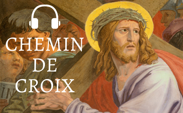 Écouter le Chemin de croix de Saint Josémaria