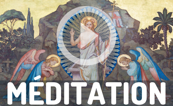 Opus Dei - Méditation audio : la résurrection