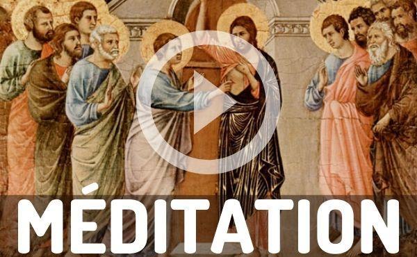 Méditation audio : Saint Thomas, notre jumeau