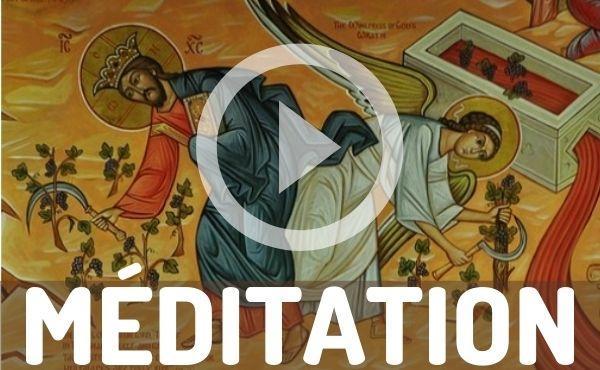 Opus Dei - Méditation audio : En dehors de moi vous ne pouvez rien faire