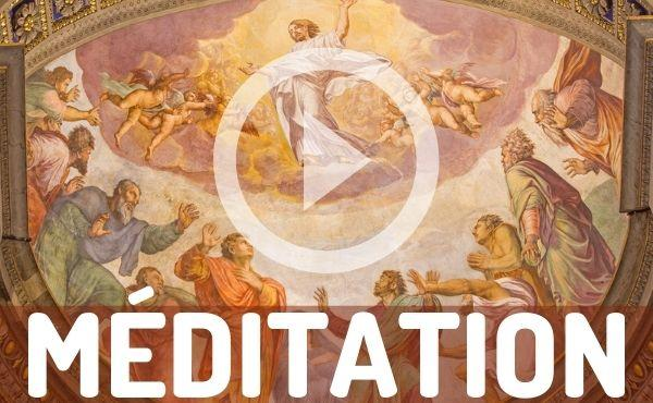 Opus Dei - Méditation audio : Ascension du Seigneur