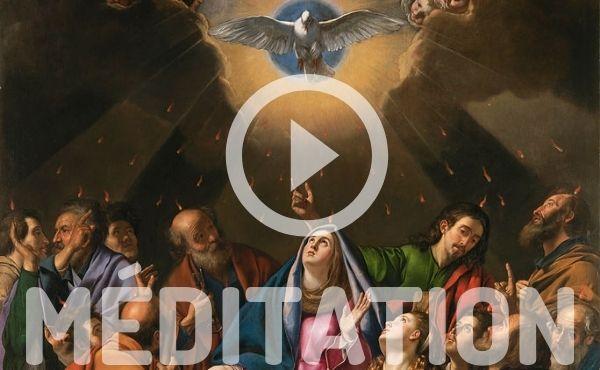 Opus Dei - Méditation audio : L'Esprit promis aux Apôtres