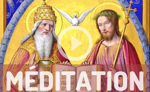 Opus Dei - Méditation audio : Au nom du Père et du Fils et du Saint-Esprit