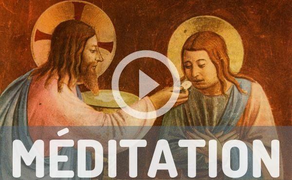 Opus Dei - Méditation audio : L'Eucharistie, trésor de l'Église