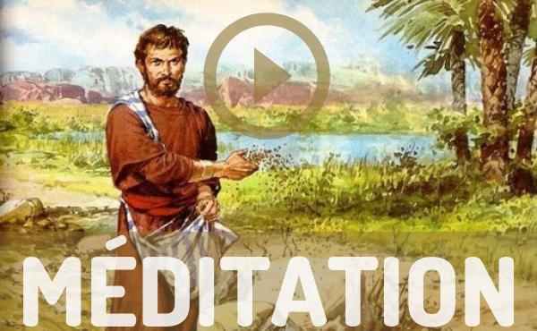 Opus Dei - Méditation audio : La force de la parole de Dieu