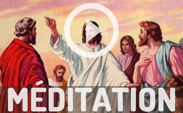 Méditation audio : Il les envoya en mission