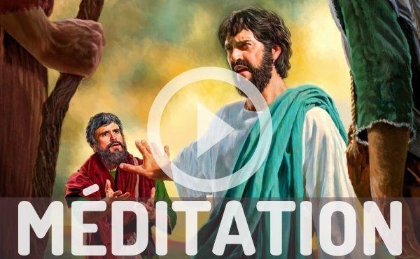 Opus Dei - Méditation audio : Pour vous, qui suis-je ?