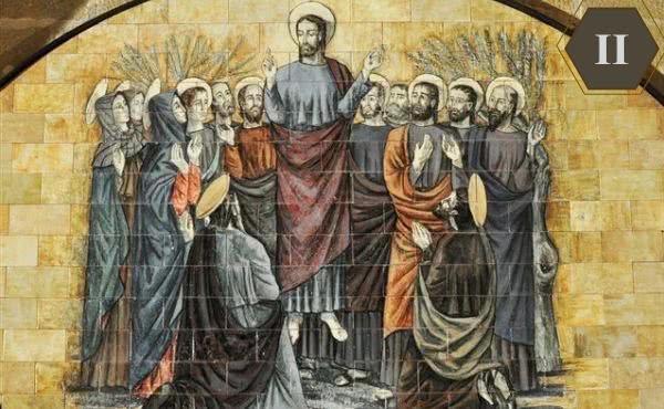 吾主的升天:祈禱生活和協同耶穌救贖世界