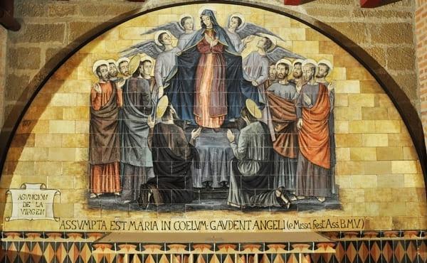 Opus Dei - Успение и Увенчание Богородицы