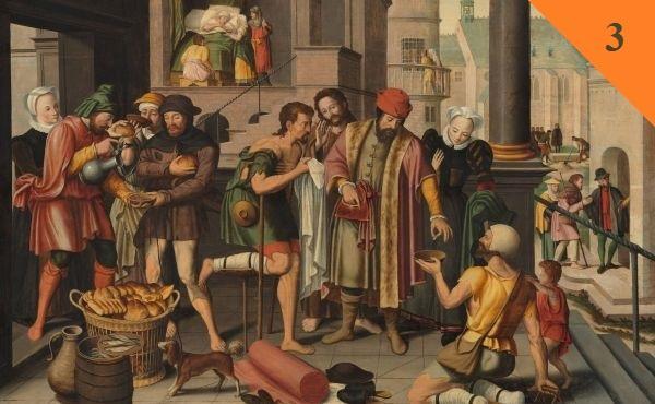Opus Dei - 監督之聲 (三):裸者衣之,囚者慰之