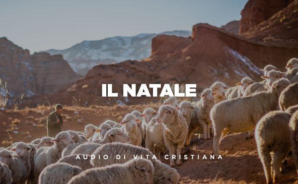 Audio di vita cristiana: Bisogna entrare nella grotta