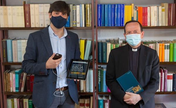 Opus Dei - La Universidad de Navarra edita un audiolibro de la Biblia