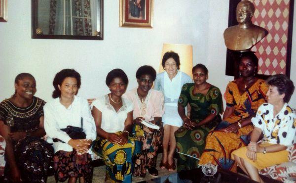 Opus Dei - 40 ans au Congo. 1980-2020 : Saint Josémaria m'a prise par la main…