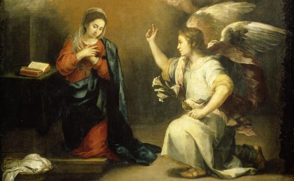 Opus Dei - Vida de María (V): La anunciación de Nuestra Señora