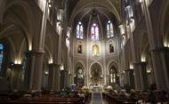 Basílica de Nuestra Señora la Milagrosa: Tierra de santos en plena ciudad