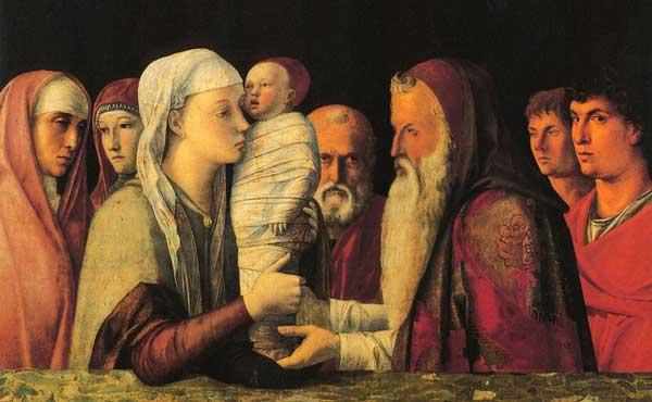 Opus Dei - Vida de Maria (VIII): Apresentação de Jesus no Templo