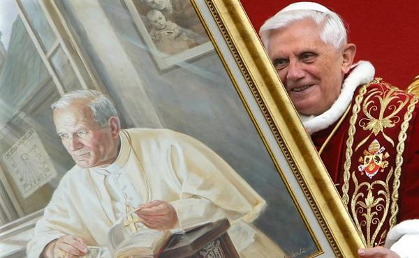 22. Oktober: Der heilige Johannes Paul II.