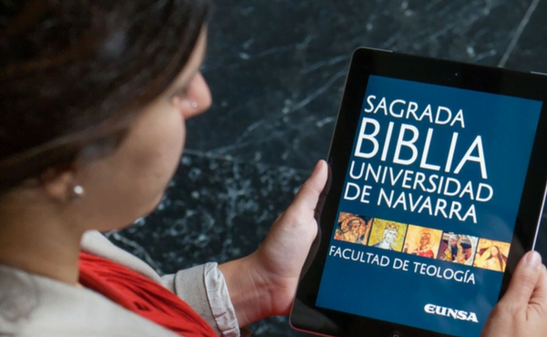 La Biblia 2.0 de la Universidad de Navarra