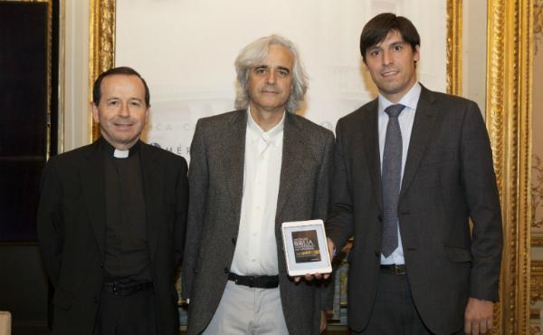 «Queremos secundar el deseo del Papa y poner al alcance del gran público la Biblia en versión digital»