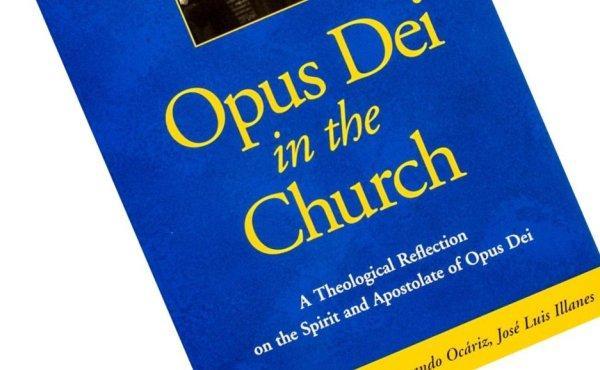 Opus Dei - 有关主业团的书籍