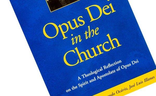 Opus Dei - 有關主業團的書籍