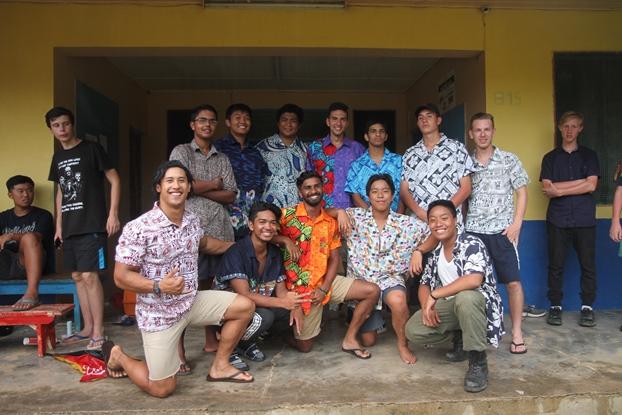 Opus Dei - Hjelpeprosjekt på Vanuatu i Stillehavet