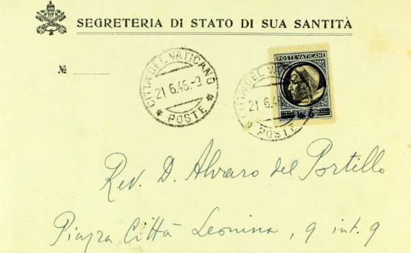 Opus Dei - Św. Paweł VI, Św. Josemaria i bł. Alvaro: stara przyjaźń