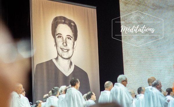 Méditation 18 mai : Bienheureuse Guadalupe Ortiz de Landazuri