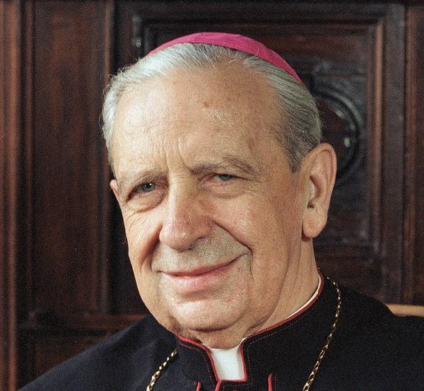 Neuvaine de la sérénité par l'intercession du bienheureux Alvaro del Portillo