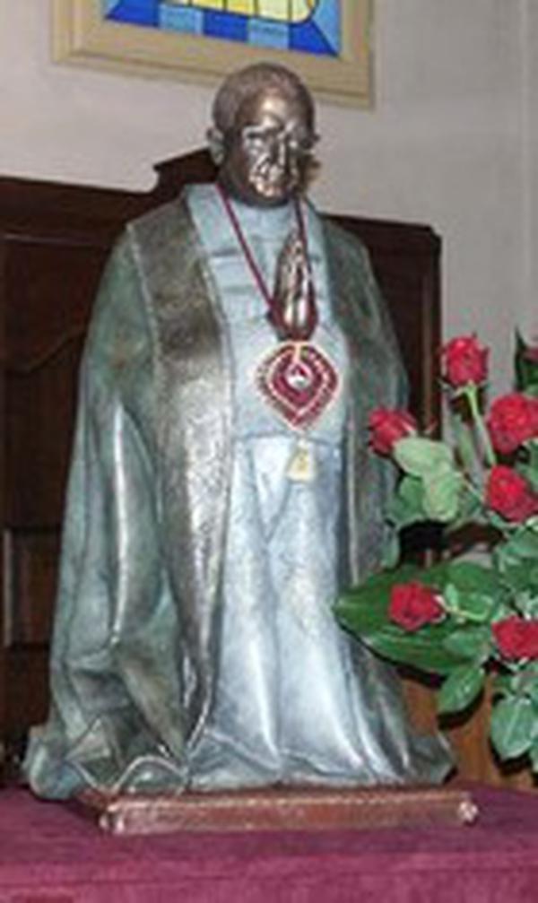 Inauguration d'une chapelle dédiée à saint Josémaria en Italie