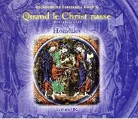 Nueve homilías del beato Josemaría, contenidas en 'Es cristo que pasa', gracias a la edición en francés que ha puesto a la venta una editorial canadiense en diciembre de 2001.