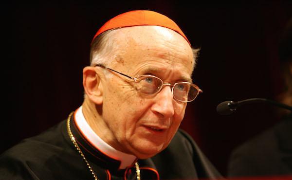 Discorso del cardinal Ruini
