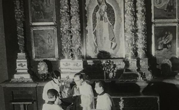 San Josemaría, un enamorado de la Eucaristía