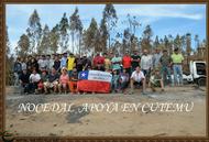 """""""Acción de Corazón"""" en terreno"""