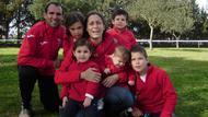 Una historia de remo, maratones y familia
