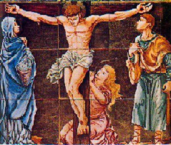 Der Tod am Kreuz