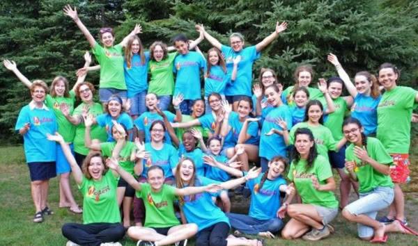 Opus Dei - Activités d'été pour jeunes filles