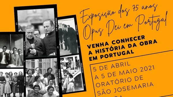 Opus Dei - Lisboa: 75 anos numa exposição com fotografias inéditas
