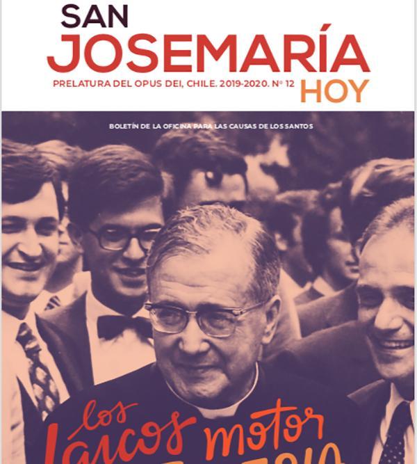 Hoja Informativa San Josemaría Hoy 2019