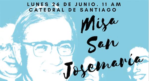 Misas de San Josemaría en Chile