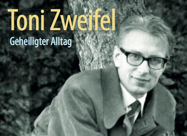 Présentation de la biographie de Toni Zweifel