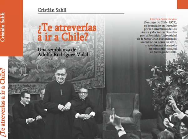 Libro biográfico de Mons. Adolfo Rodríguez Vidal